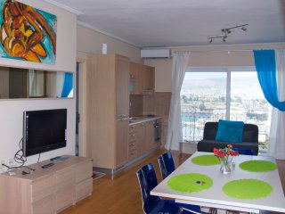 A Luxury Aparment - Maisonette with Sea View - Piraeus vacation rentals