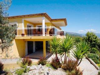 Villa 220sqm 4 bedrooms pool wifi sea view quiet - Saint-Laurent du Var vacation rentals