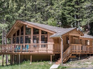 Quiet Cabin in the Woods - Walk to Washoe Meadows State Park or Lake Baron - South Lake Tahoe vacation rentals