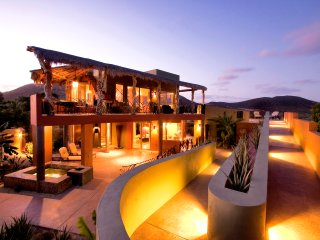 Modern Mexican Home With Panaramic Ocean View - Cabo Pulmo vacation rentals