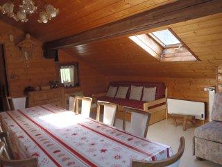 Appartement dans le corp de ferme - Chatel vacation rentals