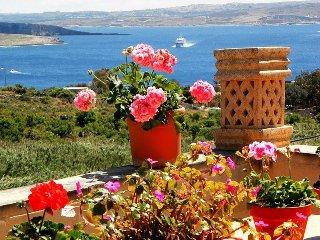 Gozo Holidays Rental Near The Sea - No Car Needed - Ghajnsielem vacation rentals