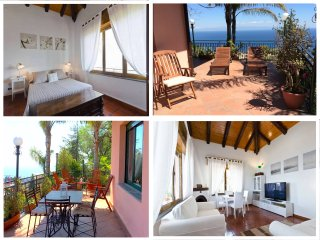 CASA LILI with view & garden - Taormina vacation rentals