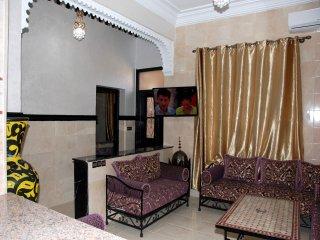 Appartement Z3 avec Piscine,jacuzzi,wifi,clim - Marrakech vacation rentals