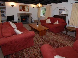 Trevalley, Pendoggett, Cornwall - Pendoggett vacation rentals