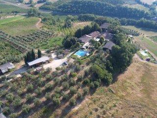 """Agriturismo la Magione """"Casa Laura"""" - Monteriggioni vacation rentals"""
