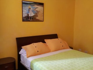 Spacious Bedroom and Bathroom in Oceanfront Apt - Cartagena vacation rentals