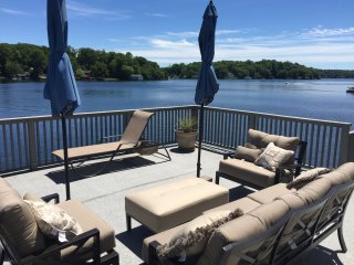 Leisure Lake Lodge - The Premier Lake Property! - Andover vacation rentals