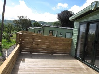 Eskdale, 5 top quality new caravans open June 2016 - Eskdale vacation rentals