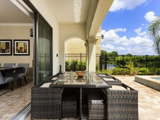 Luxury 5 Bedroom 5.5 Bathroom Reunion Resort Pool Home. 845DMV - Reunion vacation rentals