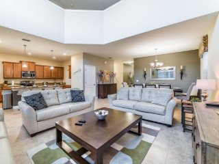 Stunning 5 Bedroom 5 Bath Pool Home in Paradise Palms Resort. 8974BPR - Four Corners vacation rentals