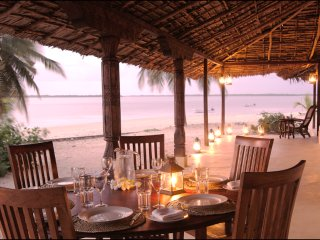 Spacious Villa with Boat Available and Water Views - Lamu vacation rentals
