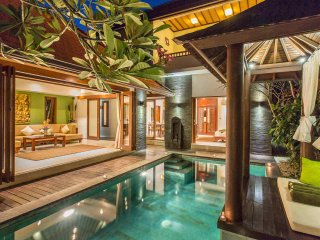 Modern and Intimate 2BR Villa in SEMINYAK/LEGIAN - Seminyak vacation rentals