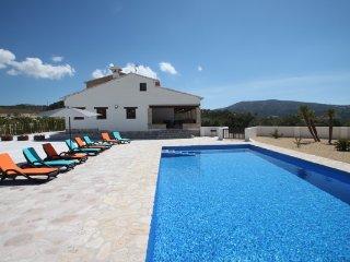 Finca Argudo - private pool villa in Teulada - Teulada vacation rentals