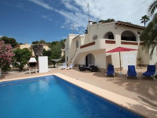 Miquel - pretty holiday property with garden and private pool in Moraira - La Llobella vacation rentals