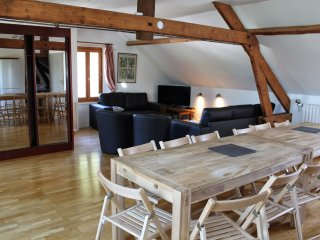 3 bedroom Condo with Hot Tub in Saint Pierre Aigle - Saint Pierre Aigle vacation rentals