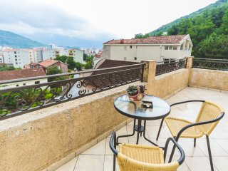 Apartments Manojlovic-Double Studio 9 - Budva vacation rentals