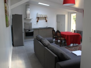 1 bedroom House with Hot Tub in Saint Pierre Aigle - Saint Pierre Aigle vacation rentals