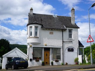 Shore View Holiday Let    at head of the Gareloch - Garelochhead vacation rentals