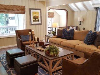 TERRACE LODGE LUXURY 4BD/4BA, DOCK, IN VILLAGE - Lake Arrowhead vacation rentals