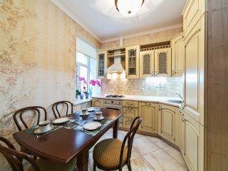 двухкомнатная квартира с камином - Moscow vacation rentals