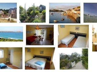 Maisonnette Duplex F3 - 400m de la plage - Le Conquet vacation rentals