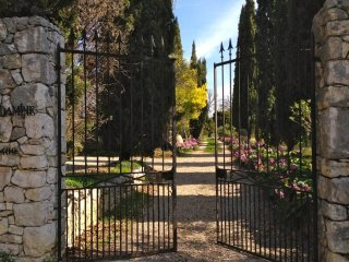 Charming historic romantic villa in Cote d'Azur - La Gaude vacation rentals