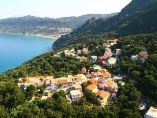 Quiet Luxury, Sea View Apartments for 4-6 People - Agios Gordios vacation rentals