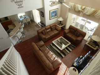 5 bed villa near Disney, with south facing pool - Kissimmee vacation rentals