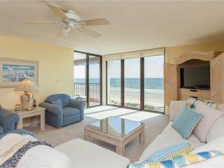 Sand Dollar I 504, 3 Bedrooms, Ocean Front, Pool, Sleeps 6 - Saint Augustine vacation rentals