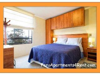 Aparts. Condo club house close 6 block Larcomar - Lima vacation rentals