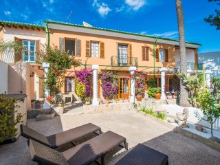 CAN REY DES PLA - Chalet for 8 people in GÈNOVA - Cala Major vacation rentals