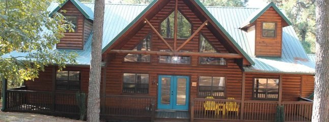 North Star Lodge (Sleeps 14 Pets Allowed) - Broken Bow vacation rentals