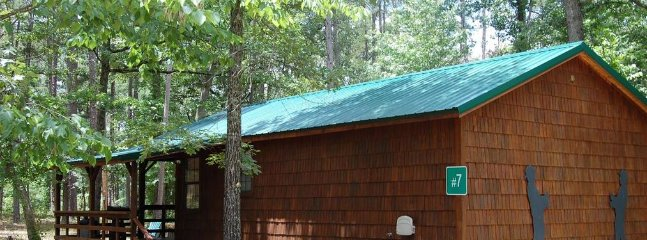 Whispering Canes (sleeps 4) Pets Allowed - Broken Bow vacation rentals