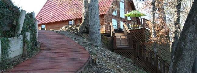The Burgundy Cabin (sleeps 4) No Pets - Broken Bow vacation rentals