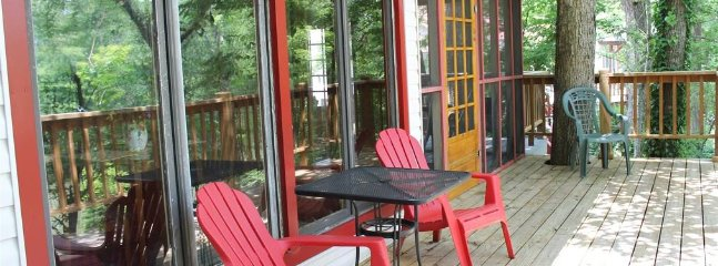 The Fisherman's Cabins (sleeps 2) No Pets - Broken Bow vacation rentals