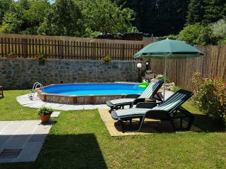 Francesca, private pool, WIFI walk to bar/shop - Camporgiano vacation rentals