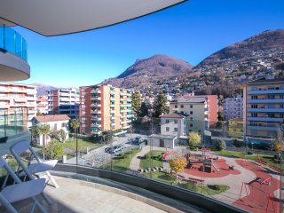 Charming 1 bedroom Lugano Apartment with Internet Access - Lugano vacation rentals