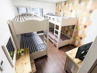 Lovely Lavinia Domitory room~ - Muju-gun vacation rentals