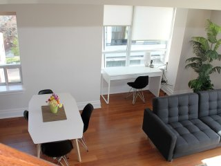 Sunny Executive 2BR Annex Retreat - Toronto vacation rentals