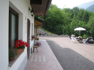 Nice House with Central Heating and Ping Pong Table - Pedavena vacation rentals