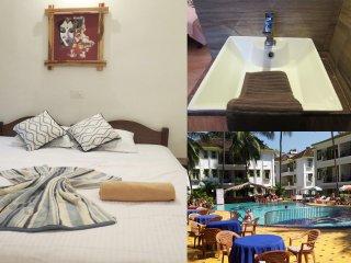52) PVT Studio Alor Grande Candolim + Wi-Fi - Candolim vacation rentals