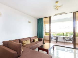 Spacious garden view 1BR apartment for rent - Colombo vacation rentals