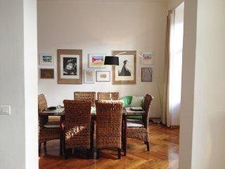 Spacious artsy 2Bedroom/2Bath-in heart of Prague - Prague vacation rentals