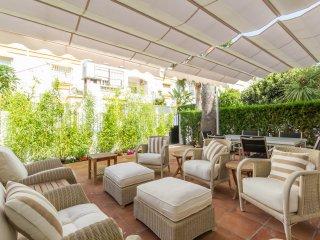 Casa Bella - Golden Mile House on Casablanca Beach - Marbella vacation rentals