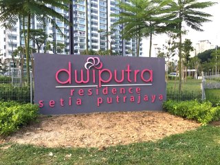 Montbleu Suites 1 in Presint 15, Putrajaya - Putrajaya vacation rentals