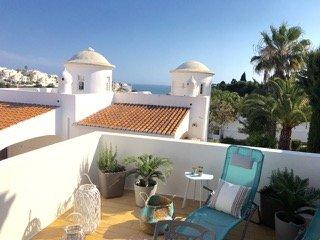 Ruhiges Haus mit wunderschönem Meerblick und Pool. - Carvoeiro vacation rentals