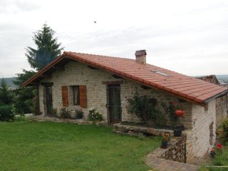 Romantic 1 bedroom House in Amberieu-en-Bugey - Amberieu-en-Bugey vacation rentals