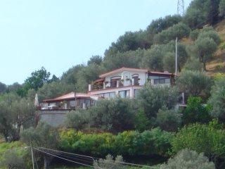 villa fra Cefalù e Capo D'Orlando -13 posti letto - Reitano vacation rentals