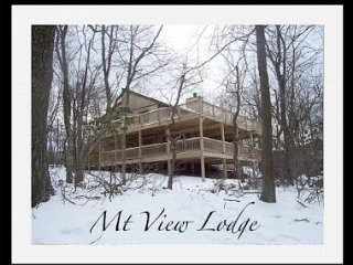 Perfect House with Dishwasher and Central Heating - Lake Harmony vacation rentals